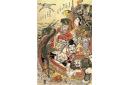 """Mythologie japonaise : """"Sept divinités du Bonheur"""""""