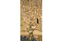 L'arbre de vie, fresque Stoclet, détail du côté gauche