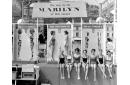 Concours de ressemblance de Marilyn Monroe à Hastings