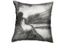 Femme nue de dos, dans un paysage, étude pour Le Soir