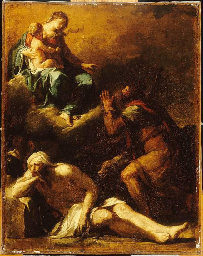 Жак-луи давид (1748 20131825) амур и психея 1817