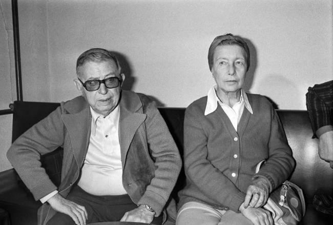 Simone de Beauvoir (Biographie) (French Edition)