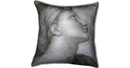 Muzéo Edition D Art Et De Photo Profile Of A Face In The Style Of Raphael De Jean Auguste Dominique Ingres