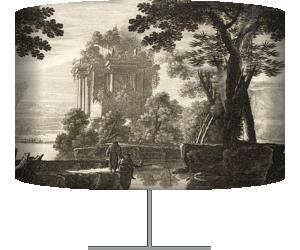 Landscape with ancient ruins (Perelle Gabriel) - Muzeo.com