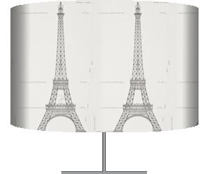 La Tour Eiffel de 300 mètres, projet coté (anonyme) - Muzeo.com