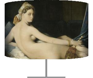 La Grande Odalisque (Jean-Auguste-Dominique Ingres) - Muzeo.com