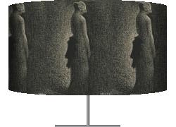 Le Noeud noir (Georges Seurat) - Muzeo.com
