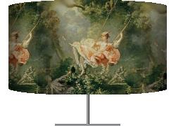 L'escarpolette (Fragonard Jean-Honoré) - Muzeo.com
