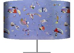 Sky Blue (Kandinsky Wassily) - Muzeo.com