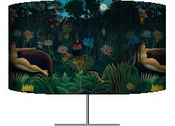 The dream (Henri Rousseau (dit le...) - Muzeo.com