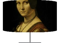 La Belle Ferronière (Leonardo da Vinci) - Muzeo.com