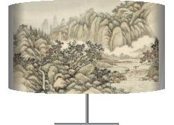 Fang Cong shanshui (Landscape of Fang) (Cong Fang) - Muzeo.com