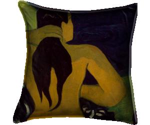 Tahitian Women Bathing (Paul Gauguin) - Muzeo.com