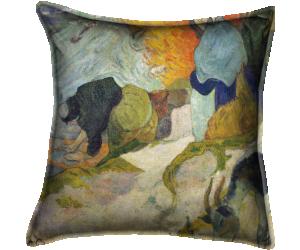 Washerwomen in Arles (Paul Gauguin) - Muzeo.com