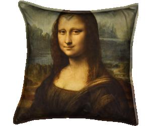 The Mona Lisa (De Vinci Léonard) - Muzeo.com