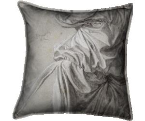 Etude de draperie (Jean-Auguste-Dominique Ingres) - Muzeo.com