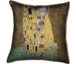 The Kiss (Klimt Gustav) - Muzeo.com