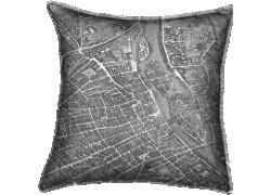 Turgot map of Paris (Lucas Claude) - Muzeo.com