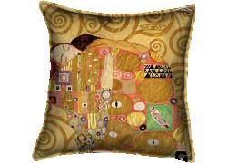 Fulfilment (Gustav Klimt) - Muzeo.com