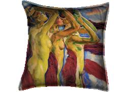Three Nudes (Koloman Moser) - Muzeo.com
