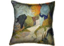 Washerwomen in Arles (Gauguin Paul) - Muzeo.com