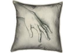 Etude pour Hésiode et les muses (Moreau Gustave) - Muzeo.com