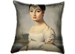 Mademoiselle Caroline Rivière (1793-1807) (Ingres Jean-Auguste-Dominique) - Muzeo.com