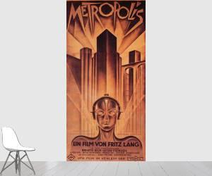 Metropolis, Fritz Lang, 1927 (anonyme) - Muzeo.com