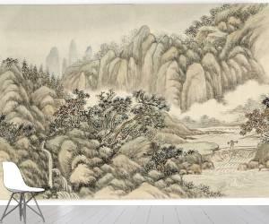 Fang Cong shanshui (Landscape of Fang) (Fang Cong) - Muzeo.com