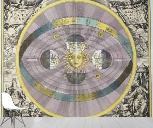 Harmonia macroscosmica. Copernicus. Revolution of the Earth (Schenk Pieter, Valck Gerrit) - Muzeo.com