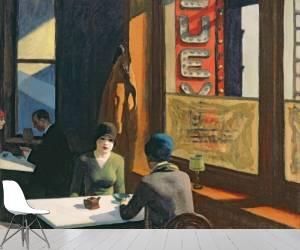Chop Suey (Edward Hopper) - Muzeo.com