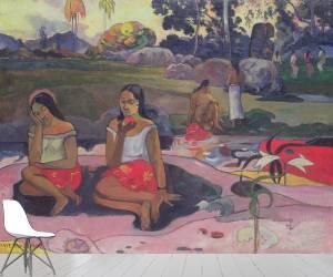 Nave Nave Moe (Sacred Spring) (Gauguin Paul) - Muzeo.com