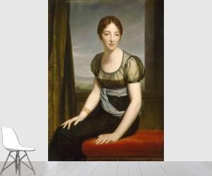 Portrait de la comtesse Regnault de Saint-Jean d'Angély, née Laure de Boneuil (1775-1857) (Gérard François Pascal...) - Muzeo.com