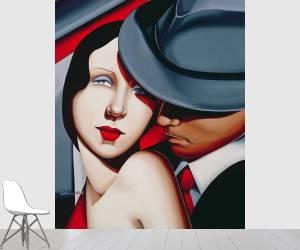 Adam & Eve, Gangster Study (Abel Catherine) - Muzeo.com