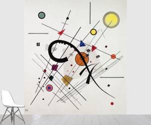 Grey Square (Kandinsky Wassily) - Muzeo.com