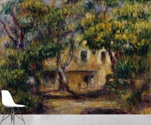 La Ferme des Colettes (Renoir Auguste) - Muzeo.com