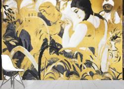 Eastern Women (Odalisque) (August Macke) - Muzeo.com