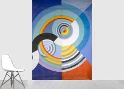 Rythm n°3, decoration for the Salon des Tuileries (Robert Delaunay) - Muzeo.com