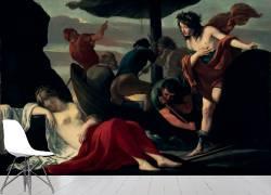 Bacchus et Ariane (Louis Le Nain) - Muzeo.com