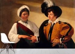 La Diseuse de bonne aventure (Michelangelo Buonarroti) - Muzeo.com