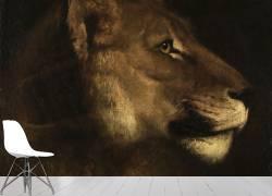 Tête de lionne (Théodore Géricault) - Muzeo.com