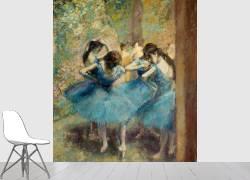 Danseuses bleues (Degas Edgar) - Muzeo.com