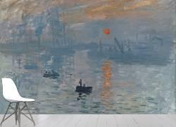 Impression , sunrise (Claude Monet) - Muzeo.com