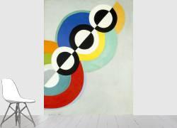 Rhythm (Robert Delaunay) - Muzeo.com