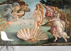 The birth of Venus (Botticelli Sandro) - Muzeo.com