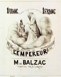 Histoire de l'Empereur par M. de Balzac (Lorentz Alcide-Joseph...) - Muzeo.com