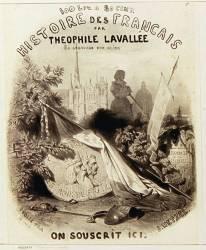 Histoire des Français par Théophile Lavallée (Français Louis (1814-1897)....) - Muzeo.com