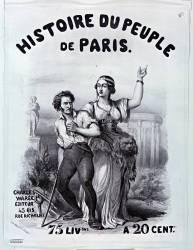 Histoire du peuple de Paris, Charles Warée séd. (H. E.) - Muzeo.com