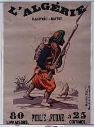 L'Algérie illustrée par Raffet... (anonyme) - Muzeo.com