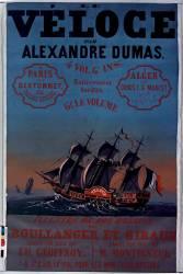 Le Véloce par Alexandre Dumas (anonyme) - Muzeo.com